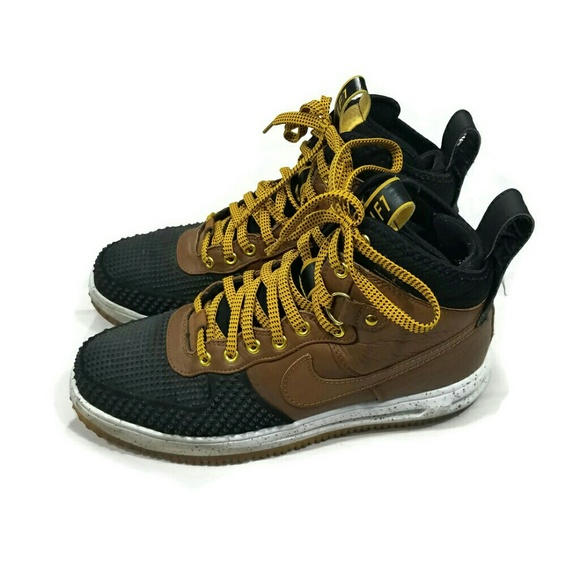Nike Lunar Force 1 duck boots